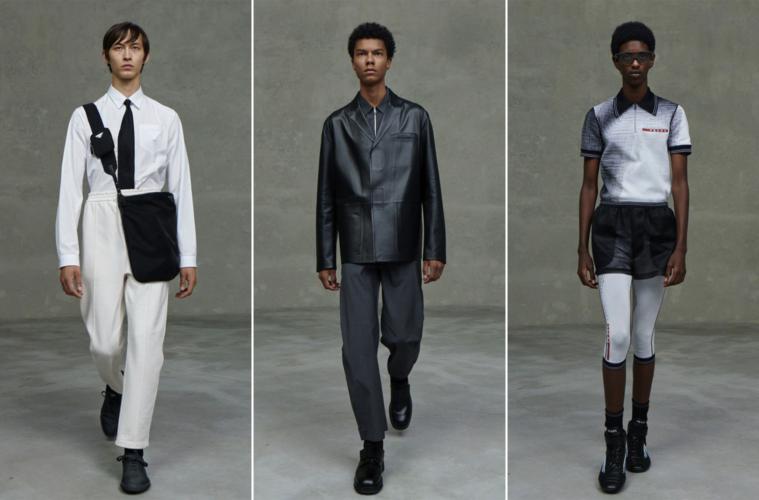 Prada Spring-Summer 2021 Menswear - обзор коллекции