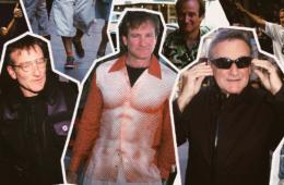 Робин Уильямс, икона стиля - 10 культовых образов актера