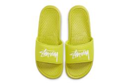 Stussy x Nike Benassi Slide - дата релиза шлепанцев