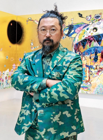 Такаси Мураками оказался на грани банкротства