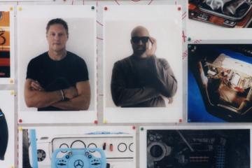 Вирджил Абло и Mercedes-Benz выпустят совместный арт-проект