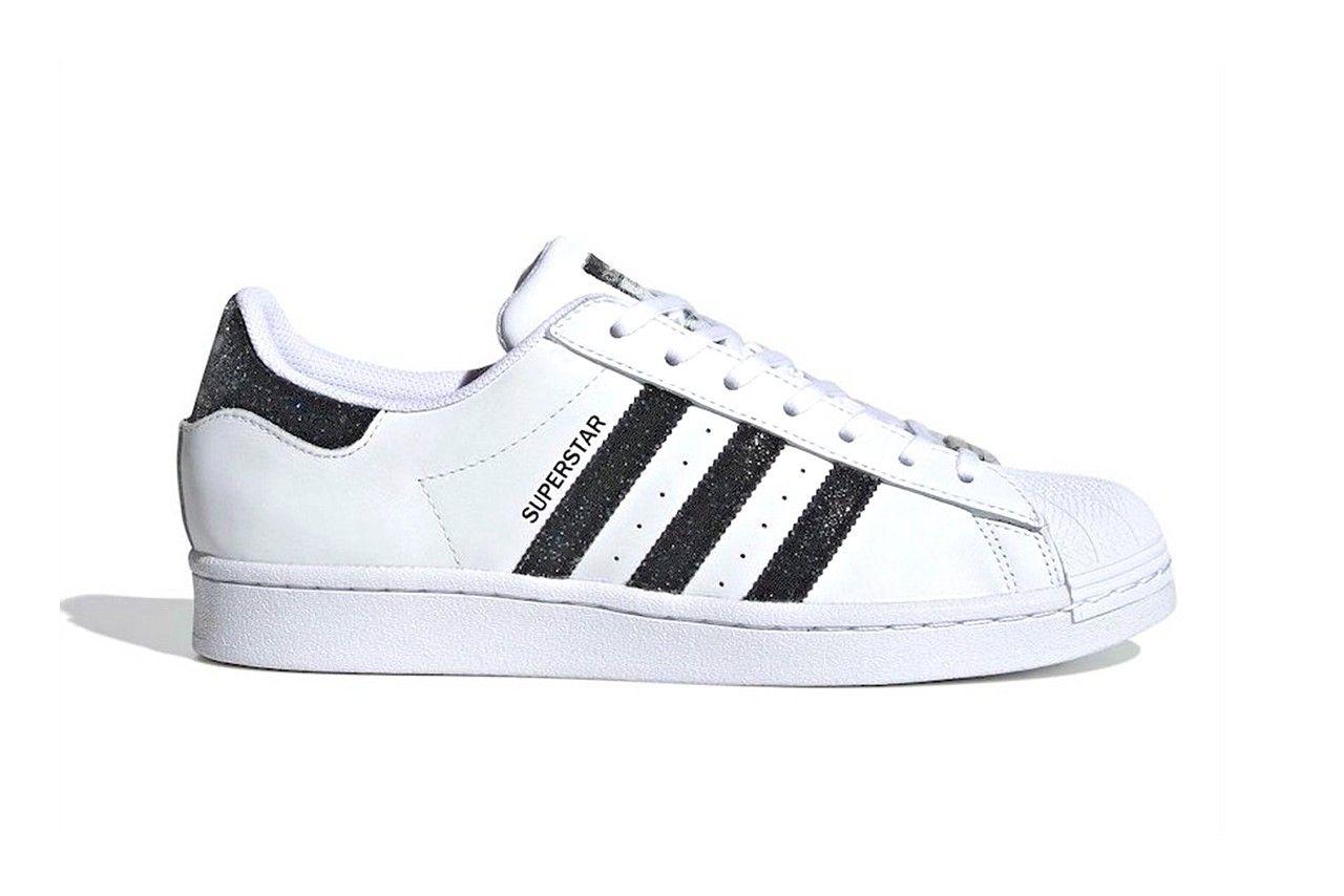 Swarovski x adidas Superstar