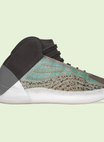 adidas Yeezy Quantum «Teal Blue» выйдут в октябре