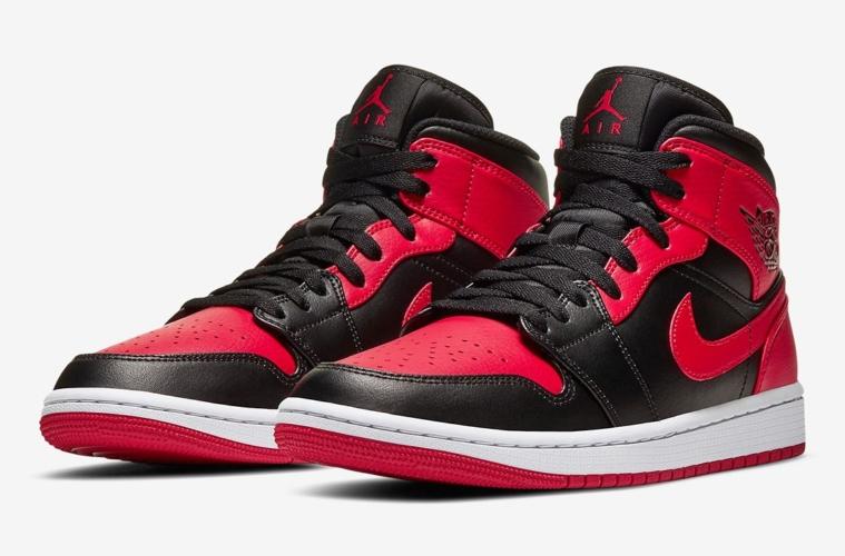 Air Jordan 1 Mid «Banned» - детали релиза