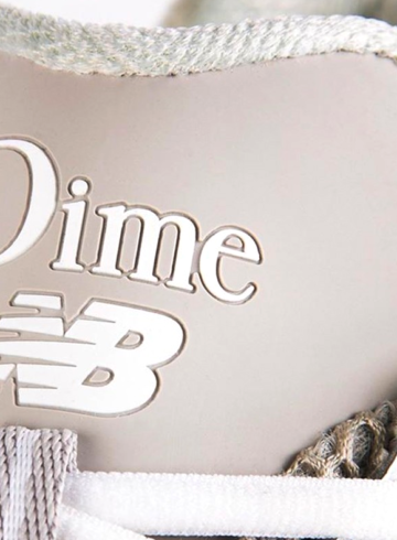 Dime x New Balance - первый взгляд на коллаборацию