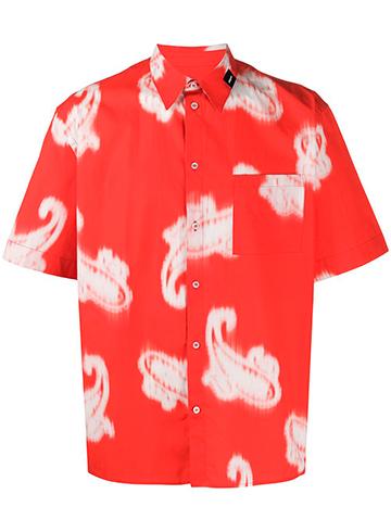 MSGM Paisley Shirt