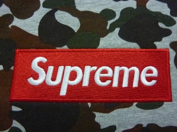 Подделка худи Box Logo Supreme