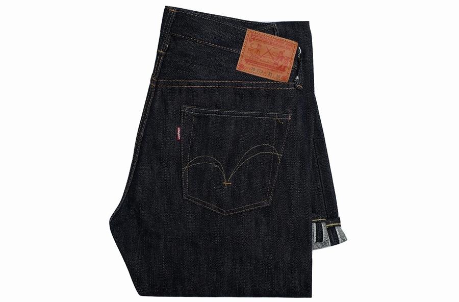 Селвидж деним джинсы Samurai Jeans