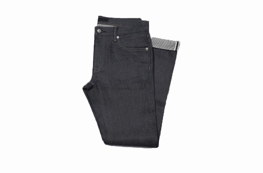 Селвидж деним джинсы Uniqlo