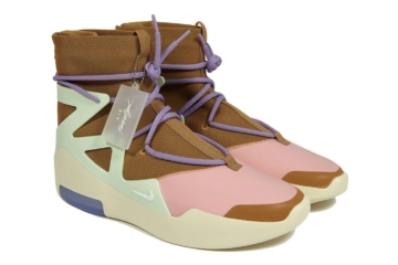 Nike Air Fear of God 1 «Multi-Color» сэмпл
