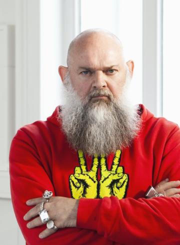 Вальтер Ван Бейрендонк - биография антверпенского дизайнера