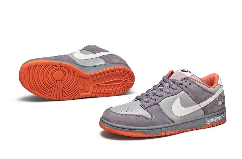 Jeff Staple x Nike SB Dunk Low Pro «NYC Pigeon»