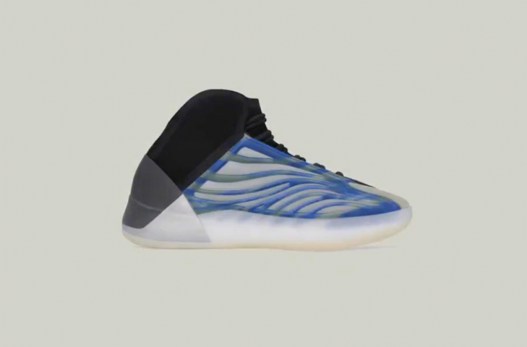 Где купить adidas Yeezy Basketball «Frozen Blue»