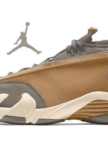 Clot x Air Jordan 14 - первый взгляд