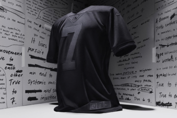 Colin Kaepernick x Nike «True to 7» - подробности релиза футболки