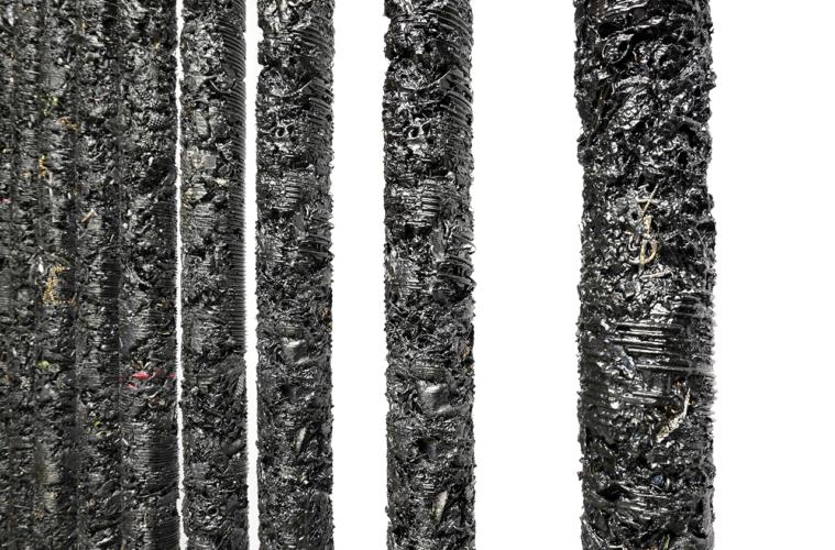 Хельмут Ланг создал арт-инсталляцию для Saint Laurent