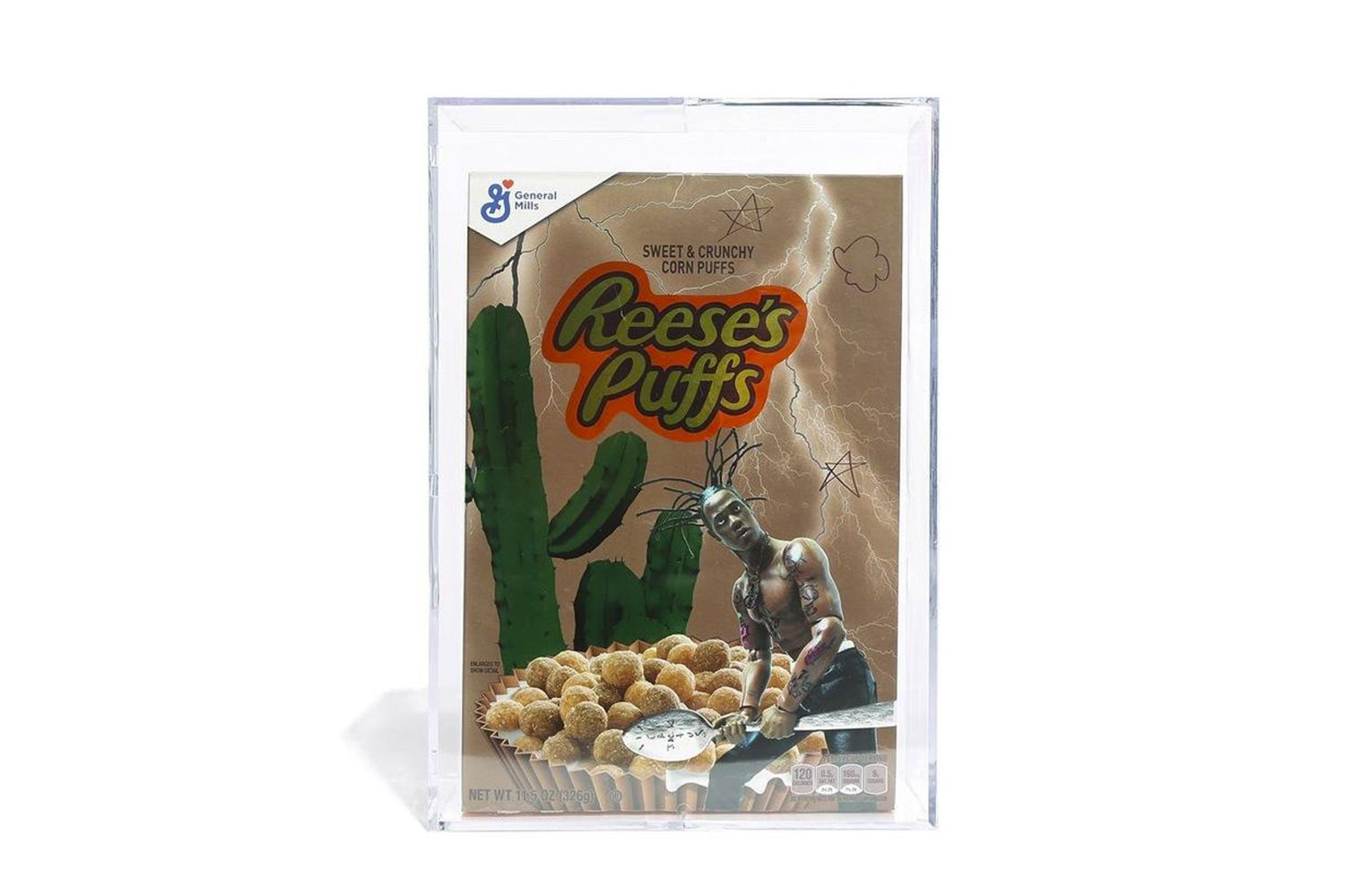 Travis Scott x Reese's Puffs