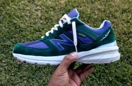 New Balance 990 – история всех версий культовых кроссовок
