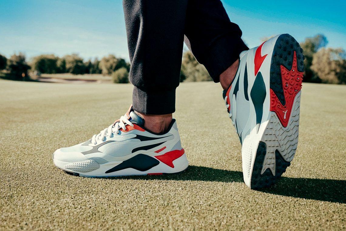 Кроссовки для гольфа Puma RS-G 1
