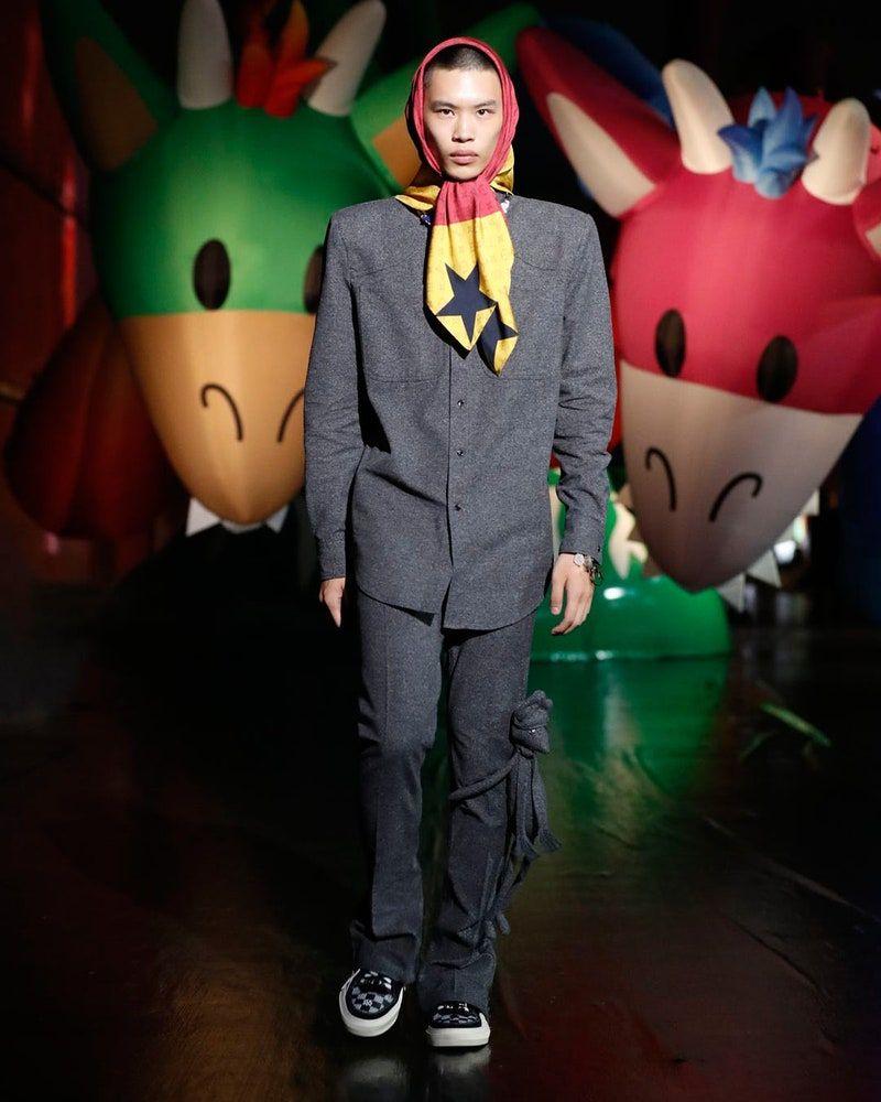 Louis Vuitton Spring/Summer 2021 Menswear - обзор коллекции