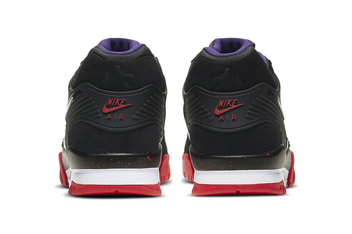 Nike Air Trainer 3 «Dracula» - детали релиза