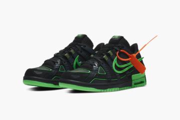 Off-White x Nike Air Rubber Dunk «Green Strike» - подробности релиза