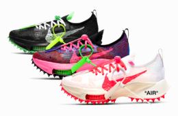Off-White x Nike Air Zoom Tempo NEXT% - подробности релиза