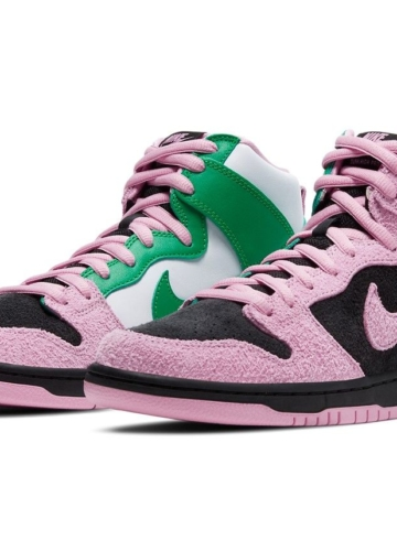 Где купить Nike SB Dunk High «Invert Celtics»