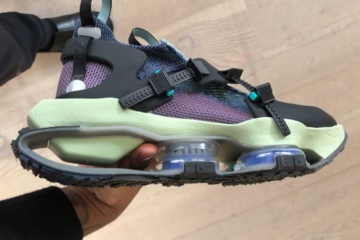 Nike ISPA Road Warrior - детали релиза новой расцветки