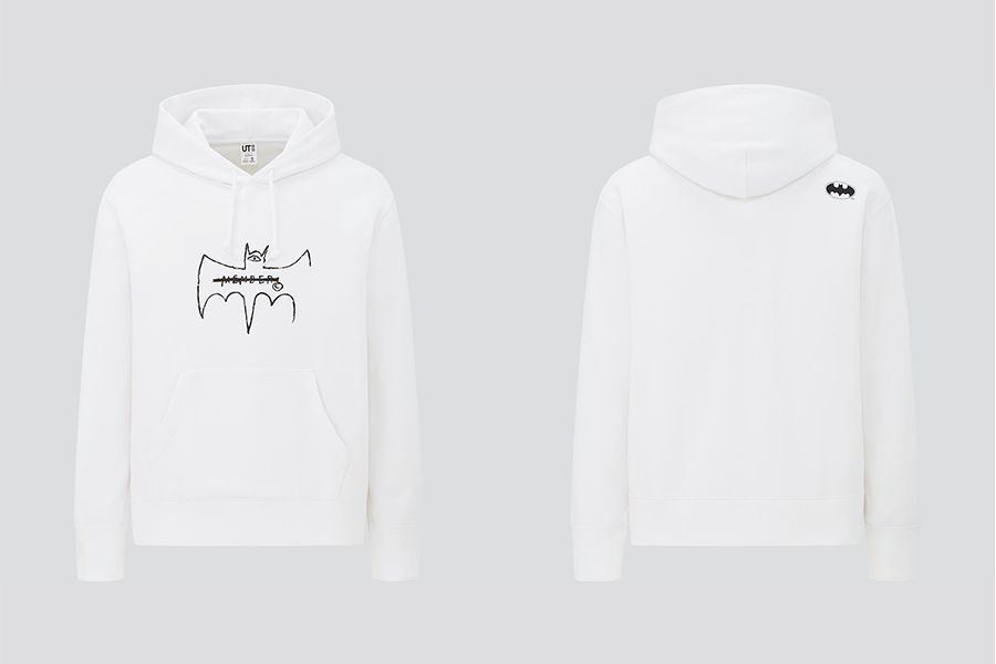 Jean-Michel Basquiat x Warner Bros. x Uniqlo