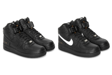 1017 Alyx 9SM x Nike Air Force 1 High - дата релиза