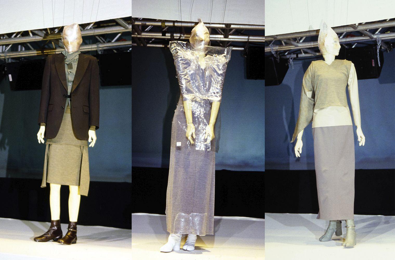 11 самых необычных модных показов – Maison Martin Margiela Fall/Winter 1998
