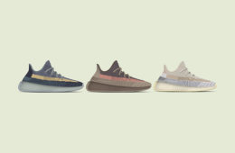 adidas Yeezy Boost 350 V2 «Ash Stone», «Ash Blue» и «Ash Pearl» - релизы 2021 года