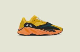 adidas Yeezy Boost 700 «Sun» - первый взгляд на релиз