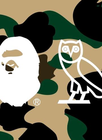 BAPE x OVO - Drake анонсировал коллаборацию с японским брендом