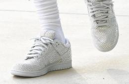 Nike и Cactus Plant Flea Market выпустят Dunk Low со стразами