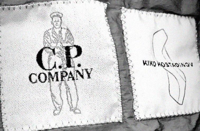 Kiko Kostadinov x C.P. Company - первые детали потенциальной коллаборации