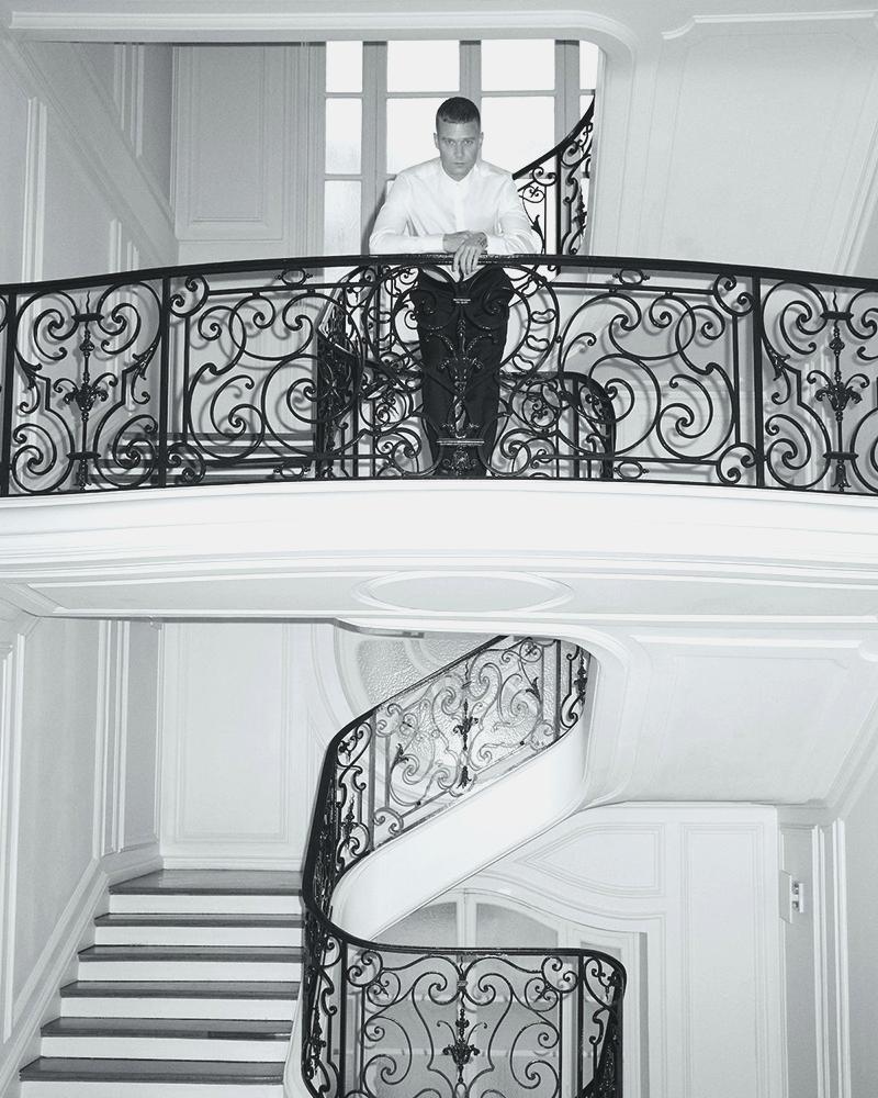 Мэтью Уильямс дал первое интервью в роли креативного директора Givenchy