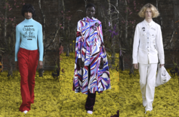 Raf Simons Spring/Summer 2021 Ready-to-Wear - обзор коллекции