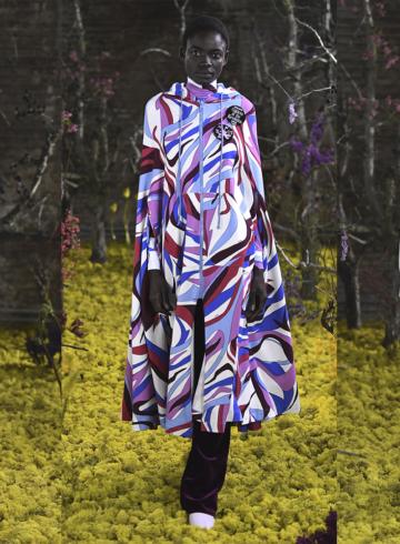 Raf Simons Spring/Summer 2021 Ready-to-Wear - обзор коллекции