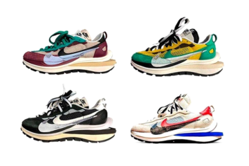 sacai x Nike Vapor Waffle - подробности релиза