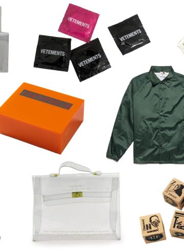 Топ самых необычных приглашений на модные показы