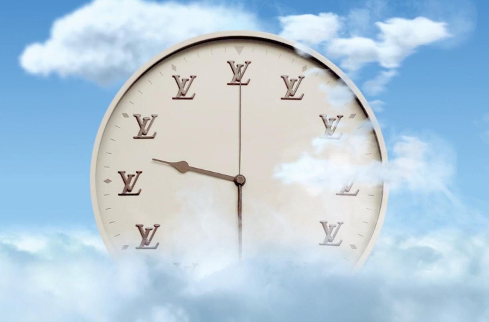 Необычные приглашения на показы - шоу Louis Vuitton Fall/Winter 2020
