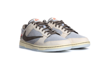 Travis Scott x PlayStation x Nike Dunk Low - подробности релиза