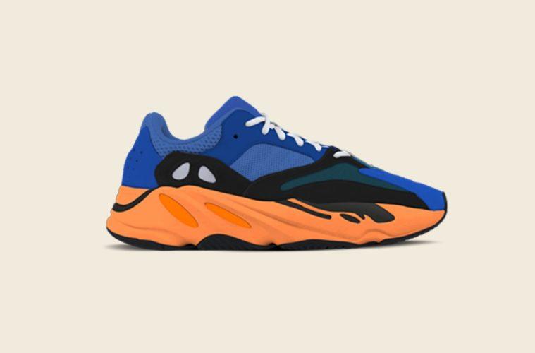 adidas Yeezy Boost 700 «Bright Blue» - детали релиза