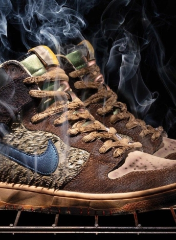 Concepts x Nike Dunk High «Turdunken» - дата релиза