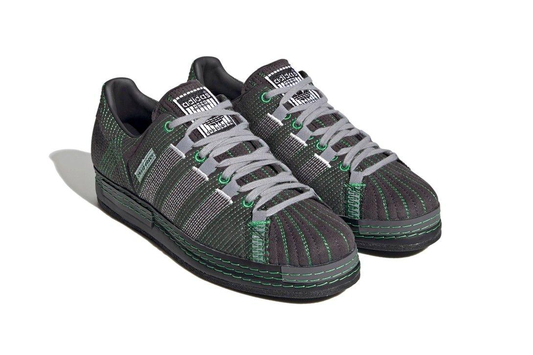 Craig Green x adidas G Superstar - дата релиза