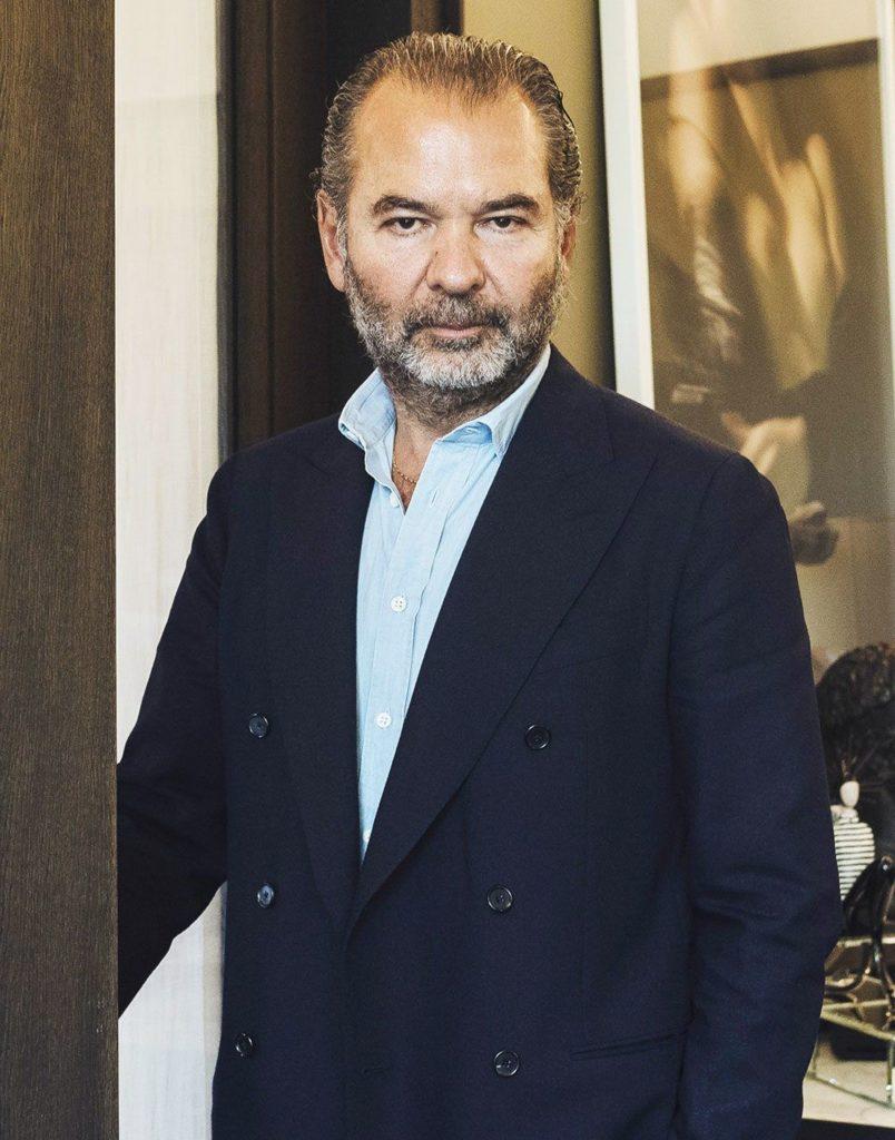 Ремо Руффини - генеральный директор и председатель Moncler