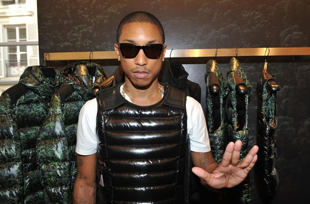 Moncler x Pharrell Williams Fall/Winter 2010