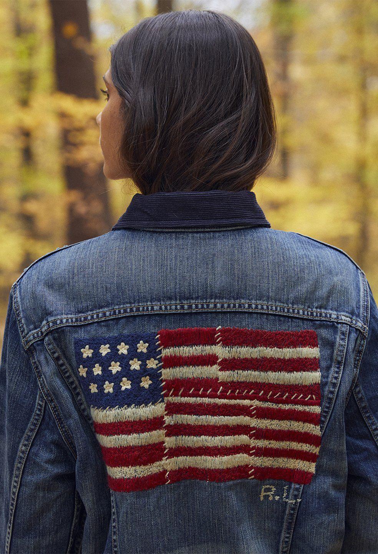 Джинсовая куртка KITH x Polo Ralph Lauren где купить